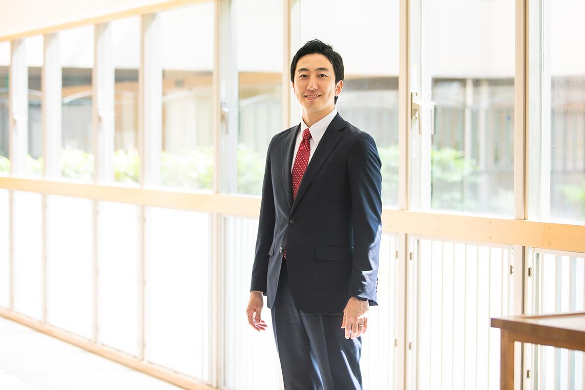 古澤 勝志先生先生